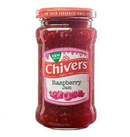 FOODS CHIVERS RASPBERRY JAM (370g)