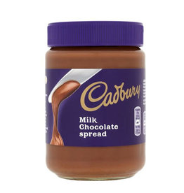 FOODS CADBURY MILK CHOCOLATE SPREAD (400g)