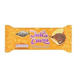 FOODS JACOB'S JAFFA CAKES (147g)