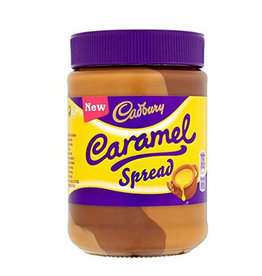 FOODS CADBURY CARAMEL CHOCOLATE SPREAD (400g)