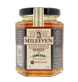MISC FOODS MILEEVEN HONEY with JAMESON IRISH WHISKEY (225g)