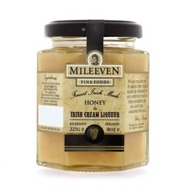 MISC FOODS MILEEVEN HONEY with IRISH CREAM LIQUER (225g)