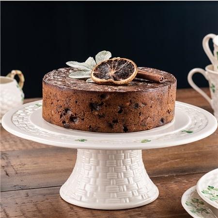 KITCHEN & ACCESSORIES BELLEEK CLASSIC SHAMROCK CAKE STAND