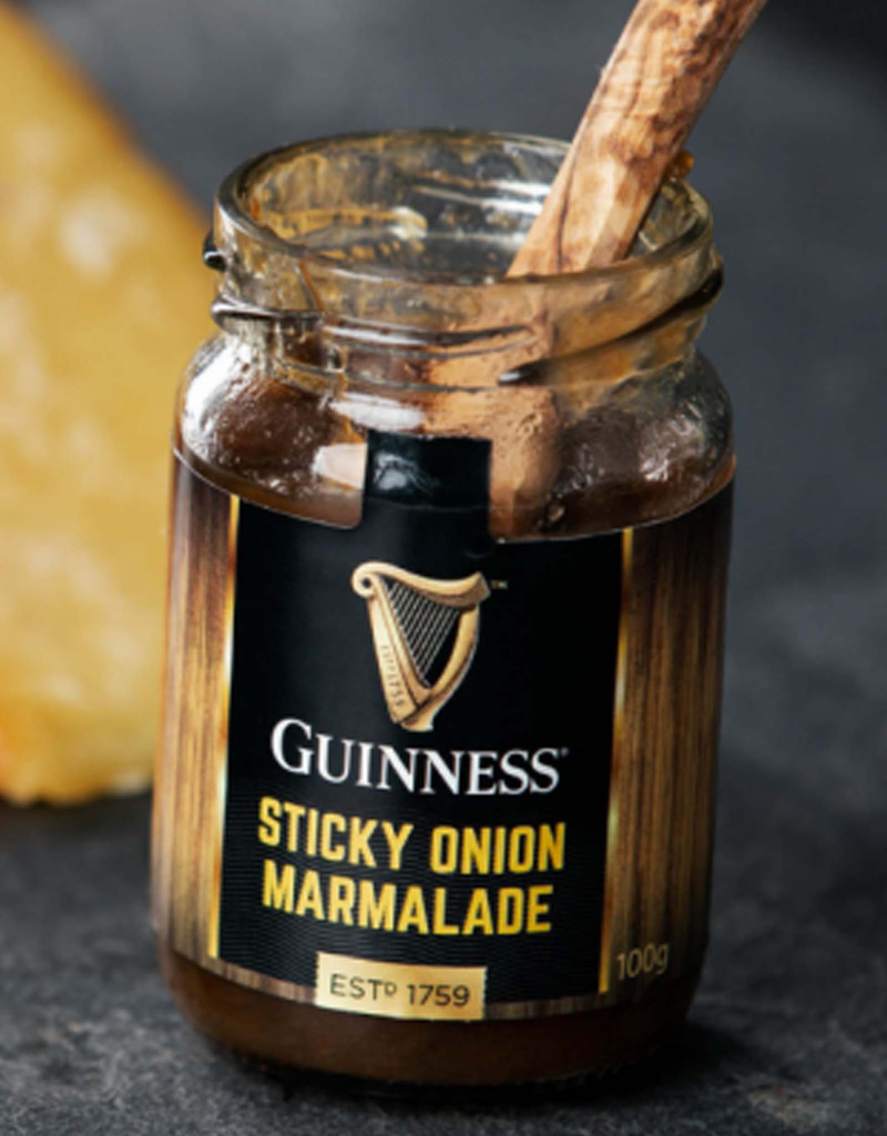 MISC FOODS GUINNESS STICKY ONION MARMALADE (100g)