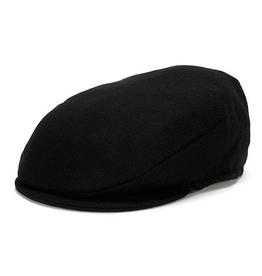 CAPS & HATS VINTAGE WOOL HANNA HAT - Solid Black