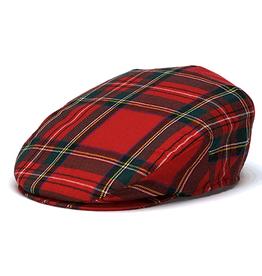 CAPS & HATS VINTAGE WOOL HANNA HAT - Royal Stewart