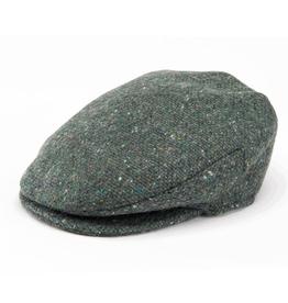 CAPS & HATS VINTAGE WOOL HANNA HAT - S&P Green