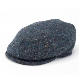 CAPS & HATS VINTAGE WOOL HANNA HAT - S&P Blue