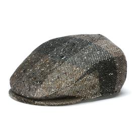 CAPS & HATS VINTAGE WOOL HANNA HAT - Brown Heather