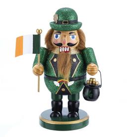 "HOLIDAY IRISH NUTCRACKER 8"""