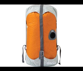 SealLine Blocker DRY Compression Sack 30L, Orange