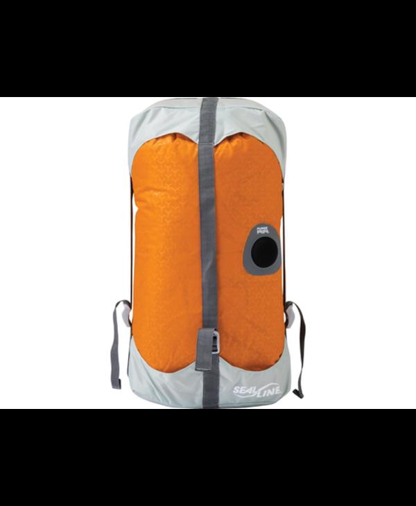 SealLine Blocker DRY Compression Sack 10L, Orange