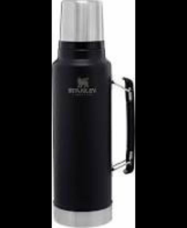 Stanley Classic 1.5 Quart Vacuum Bottle Black