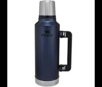 Stanley Classic 2 Quart Vacuum Bottle Black