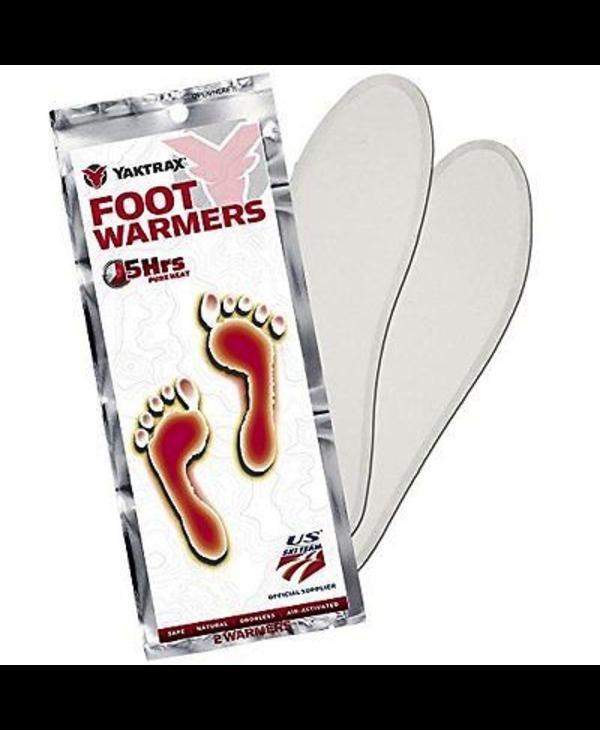 YakTrax Foot Warmer Size S/M