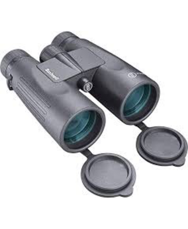 Bushnell Binocular Prime Black Roof Prism Waterproof, Fog Proof, 12x50