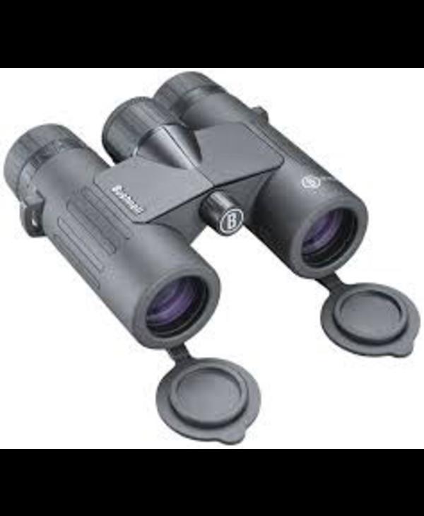 Bushnell Binocular Prime Black Roof Prism Waterproof, Fog Proof, 10x28