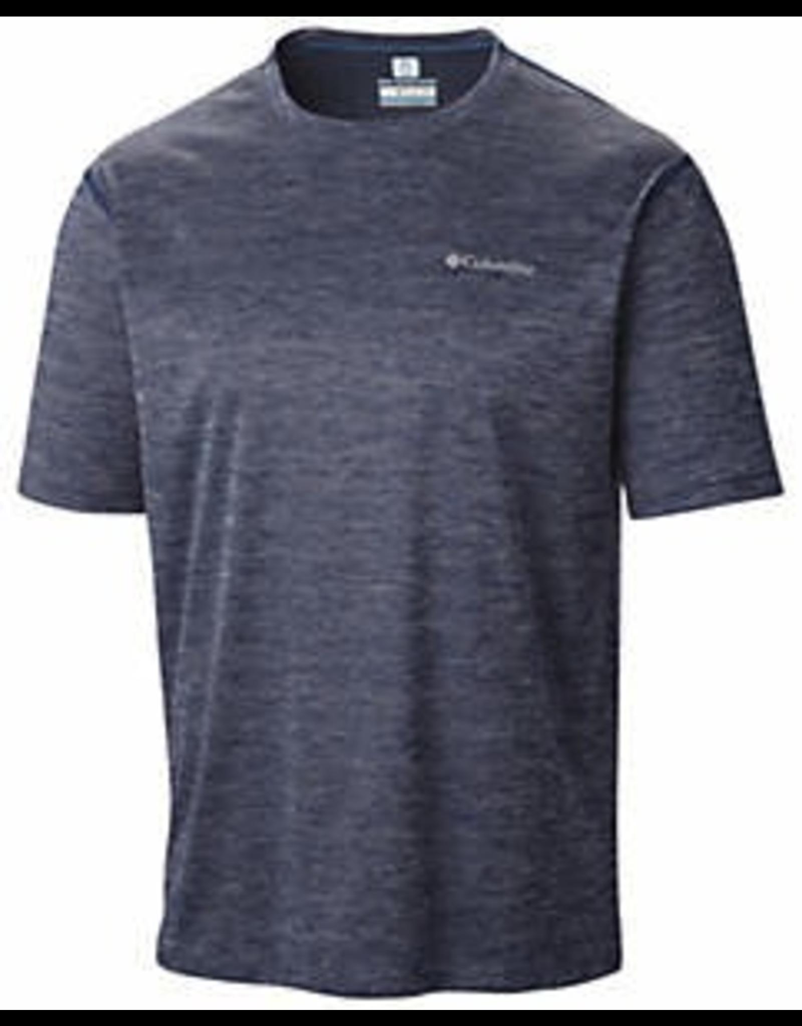 Columbia Columbia Mens Zero Rules Short Sleeve Shirt - P-7993