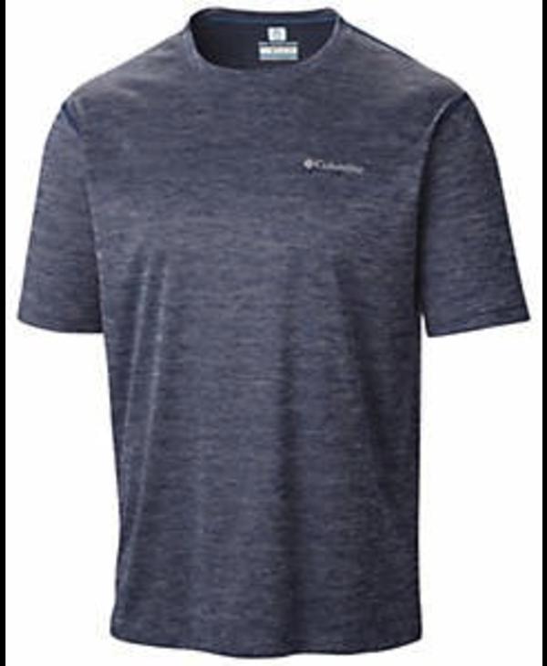 Columbia Mens Zero Rules Short Sleeve Shirt - P-17034