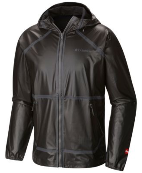 Columbia Mens Outdry Ex Reversible Rain Jacket