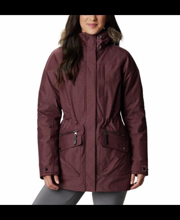 Columbia Women's Carson Pass Interchange Jacket