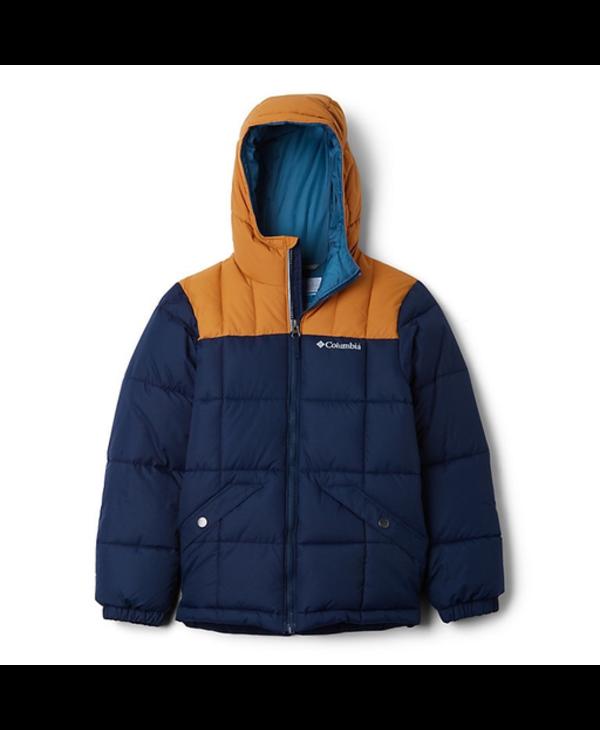 Columbia Boy's Gyroslope Jacket