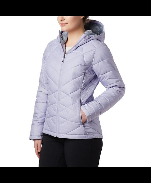 Columbia Women's Heavenly Hooded jacket