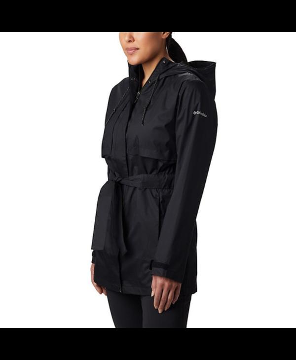 Columbia Women's Pardon My Trench Womens Raincoat