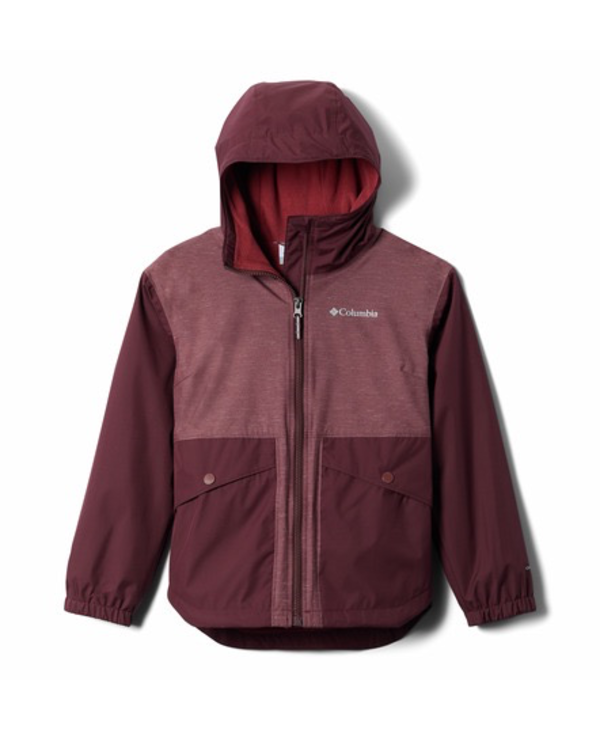 Columbia Girls Rainy Trials Fleece Jacket