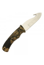 "Backwoods Woodsman FIxed Blade Gut Knife 4"""