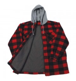 Backwoods Backwoods Lumberjack Sherpa Jacket