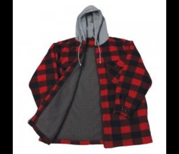 Backwoods Lumberjack Sherpa Jacket