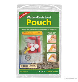"""Coghlan's Coghlan's Water Resistant Pouch 7"""" X 10"""""""