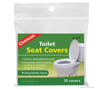 Coghlan's Toilet Seat Covers