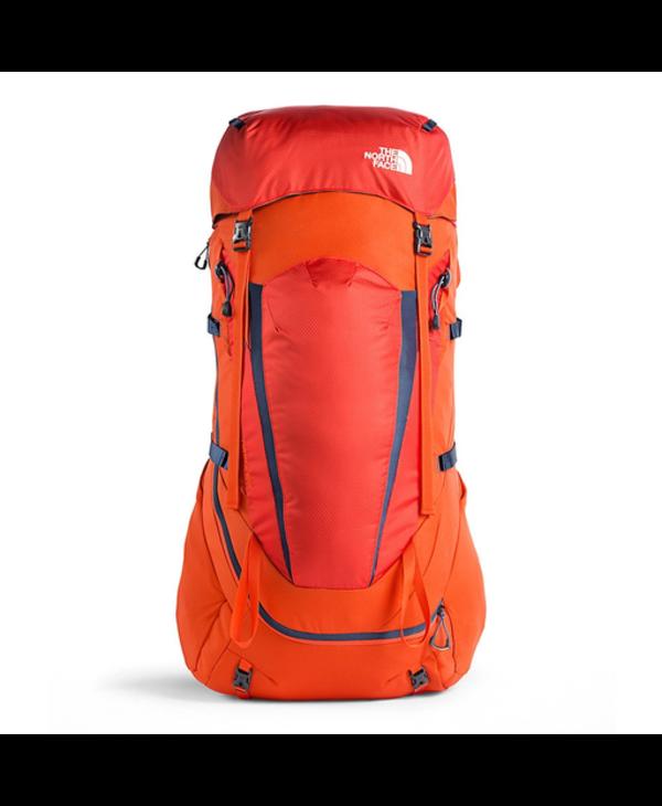 North Face Terra 65, Zion Orange/ Shady Blue