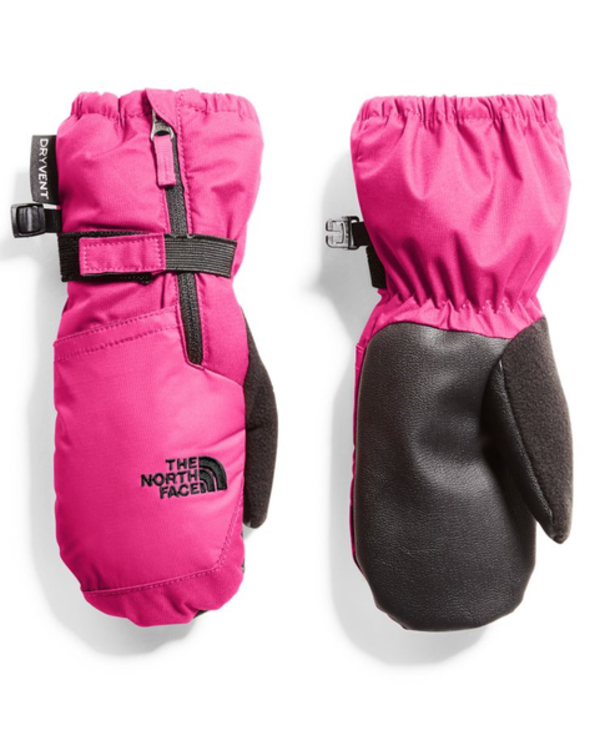 North Face Toddler Mitts