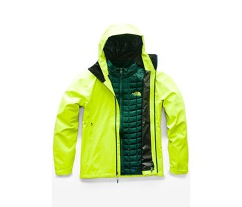 North Face Men's Thermoball Triclimate Jacket
