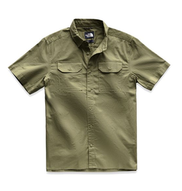 North Face North Face Men's Short Sleeve Battlement Shirt