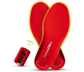 Thermacell Heated Insoles, Size Large