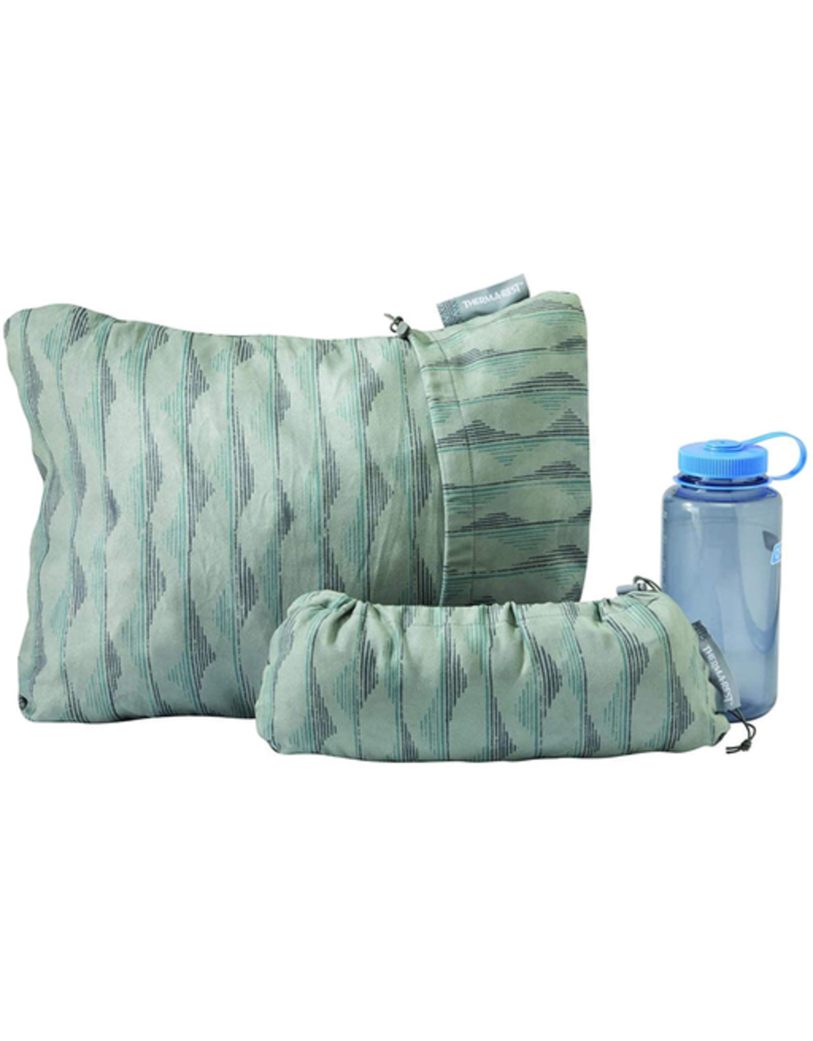 Thermarest Thermarest Compressible Pillow, Large, Gray Mountians