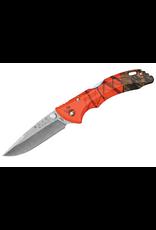 "Buck Knives Buck Knives Bantam Mossy Oak Orange Blaze Camo 2 3/4"" Blade Length"