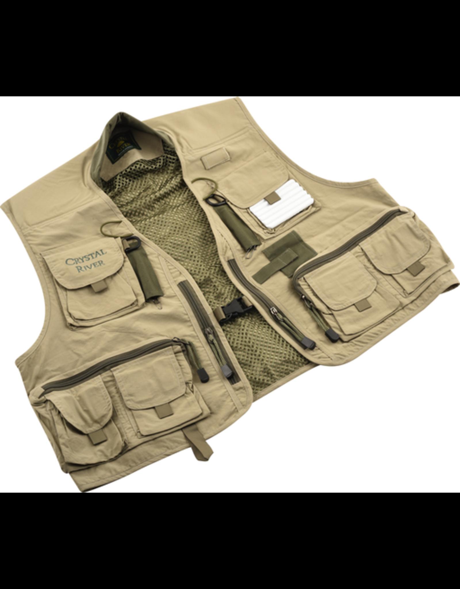 RedL Sports Crystal River Utility Fishing Vest