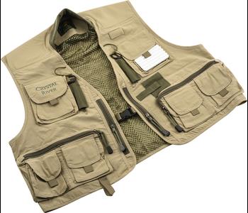Crystal River Utility Fishing Vest
