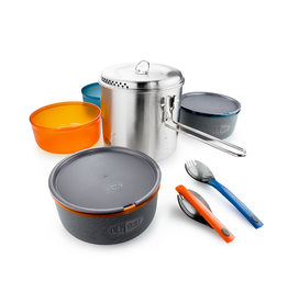 GSI Outdoors GSI Outdoors GLACIER SS DUALIST COOK SYSTEM