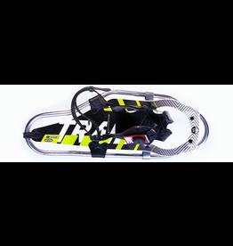 GV Snowshoes GV Unisex Cat Trail Spin Snowshoe, 8x22