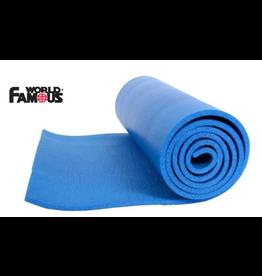 World Famous WFS Backpackers Foam Sleeping Pad