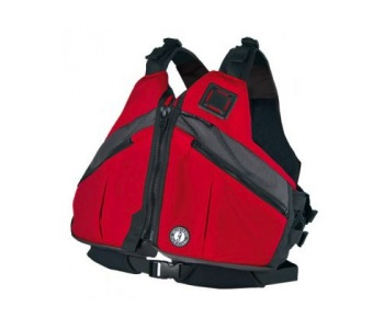 Mustang Survival Deluxe Paddling Vest  PFD