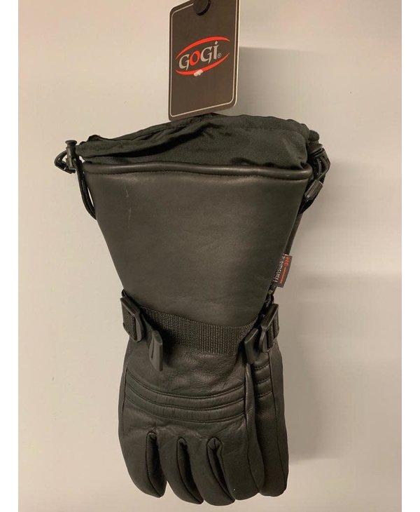 Le-Core Leather Snowmobile Glove
