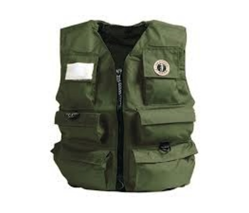 Mustang Survival Fisherman's Vest Manual Inflatable PFD