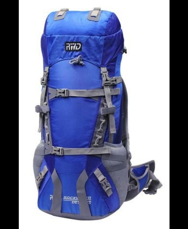 Rockwater Designs Kletter Backpack 40L, Blue